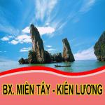 BX Miền Tây – Kiên Lương