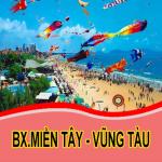 BX Miền Tây- Vũng Tàu