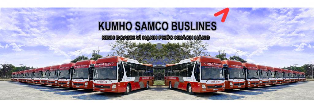 Tp. Hồ Chí Minh - Đà Lạt - KUMHO SAMCO BUSLINES