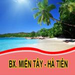 Bx Miền Tây – Hà Tiên