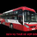 Cho thuê xe du lịch từ 16 đến 45 chỗ tại TP Hồ Chí Minh.